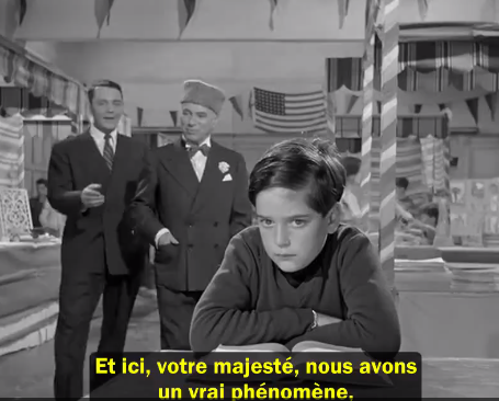 "L'enfant anarchiste – ""Un roi à New-York"" – Charlie Chaplin (1957)"