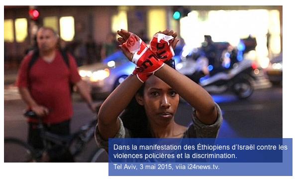 La révolte des Israéliens noirs. Du racisme anti-palestiniens au racisme anti-éthiopiens, par Michel Warschawski