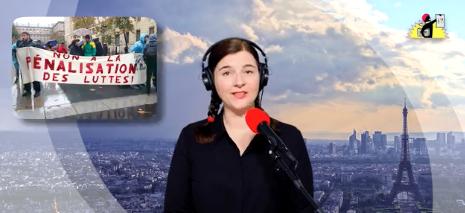 Le Journal de la parisienne libérée : les tribunaux de l'état d'urgence, la Turquie et son valeureux leader, une maquette d'aéroport à Notre-Dame-des-Landes et la météo nucléaire, toujours aussi radieuse !