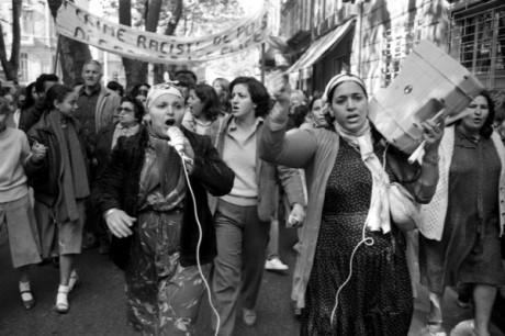 Femmes en lutte: les femmes issues de l'immigration au coeur des luttes sociales