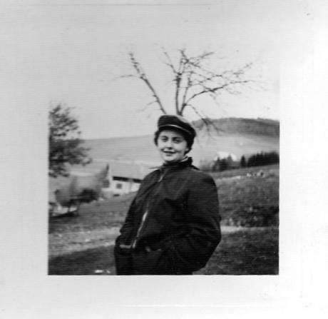 Colette Meyer 26 décembre 1935 Colmar-2 août 1957 Sarlat