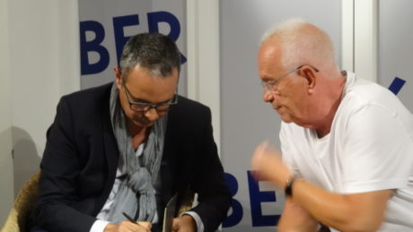 Kamel Daoud à Strasbourg: Picasso du point de vue d'un djihadiste