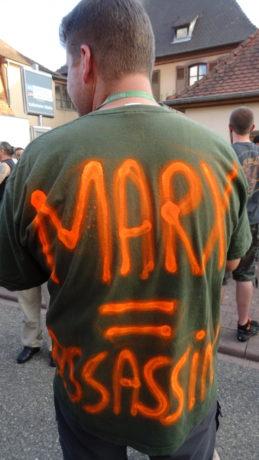 Le Préfet Marx est-il un bouffon ? Stop GCO!