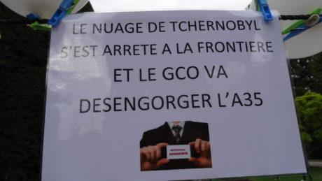 GCO à nouveau devant le Tribunal administratif de Strasbourg