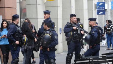 Manif intersyndicale à Strasbourg: 1700 selon la police, 3000 selon un comptage indépendant