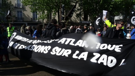 Haine ou Finance, Résistance !