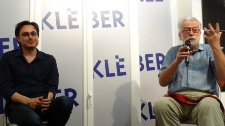 Jean-Paul Klee et Olivier Larizza