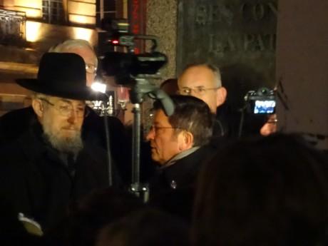 #jesuischarlie_rabbin_Heymann_préfet Bouillon