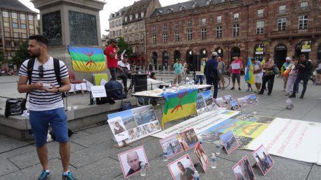 Strasbourg solidaire de la population du RIF