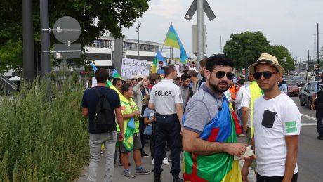 Solidaires du RIF de Kehl à Strasbourg