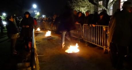 Fête du feu à Strasbourg