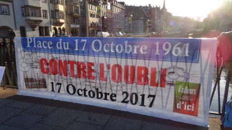 17 octobre 1961-2017, un crime d'État resté impuni