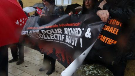 Metz: procès anti-BDS