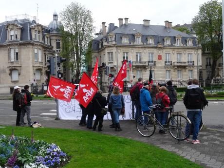 Strasbourg: liberté pour Alexander Koltchenko !