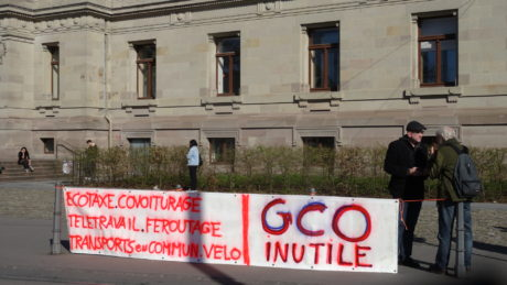 GCO: occupe ton rond-point !