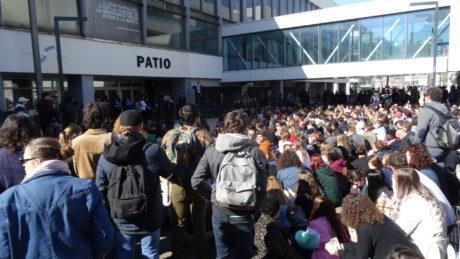 Patio Strasbourg: les débloqueurs gagnent provisoirement aux voix d'une très courte tête