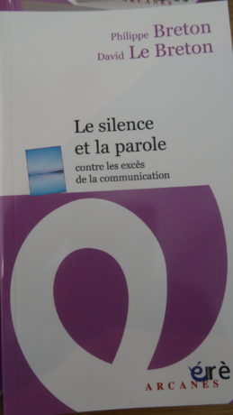 Le silence, la parole, la communication
