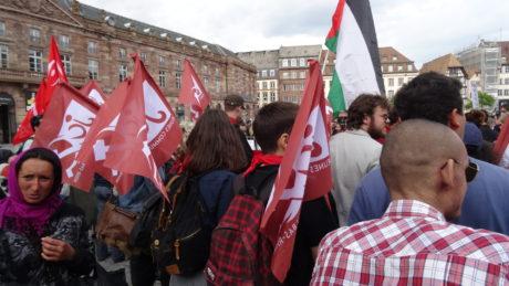 Gaza/Strasbourg