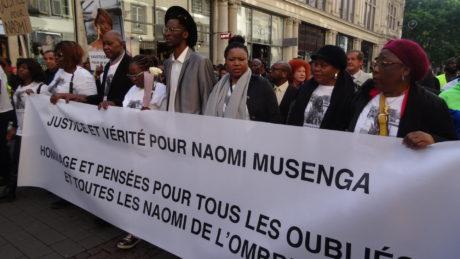 Justice et vérité pour Naomi Musenga