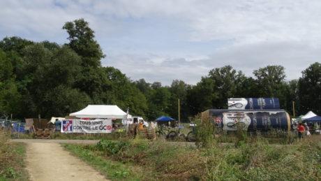 Les Bischnoï contre le GCO à Ernolsheim-sur-Bruche