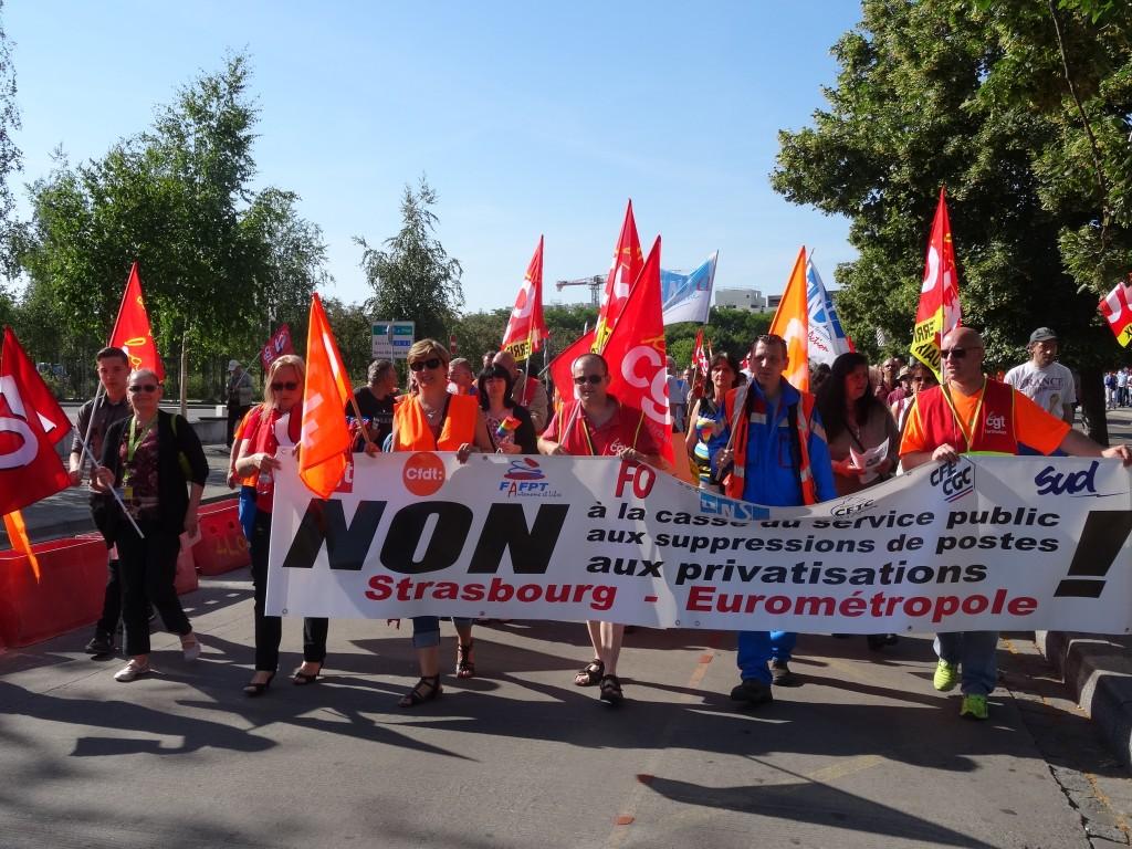 Eurométropole de Strasbourg: Feuille de route ou feuille de déroute ?