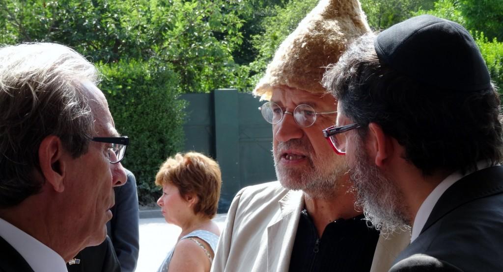 Ries Federmann rabbin Schwarber feuille2chou