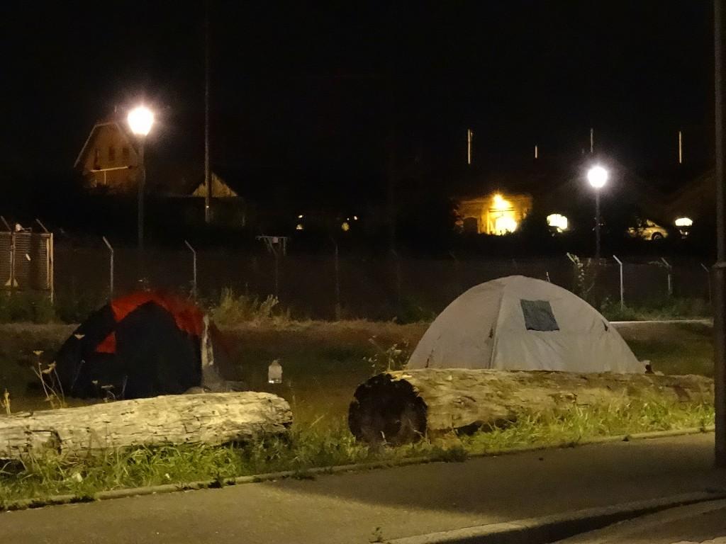accueillir les réfugiés, Roms aussi f2c photo