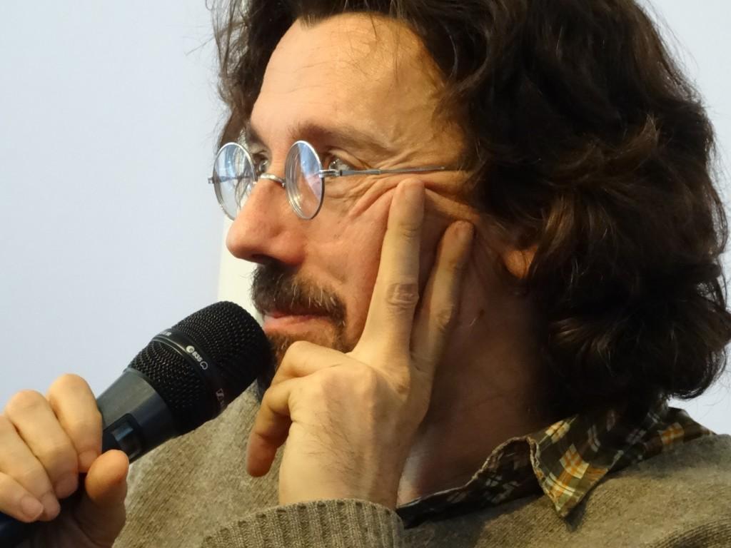 Stanislas Nordey et les comédiens de Je suis Fassbinder