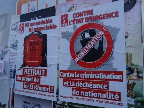 Strasbourg: des matraques et du gaz pour les jeunes en lutte