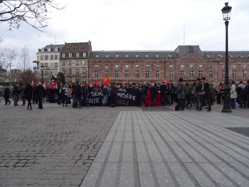manifestants loi travail