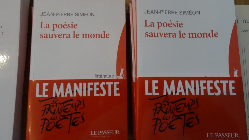 Lectures poétiques à Strasbourg
