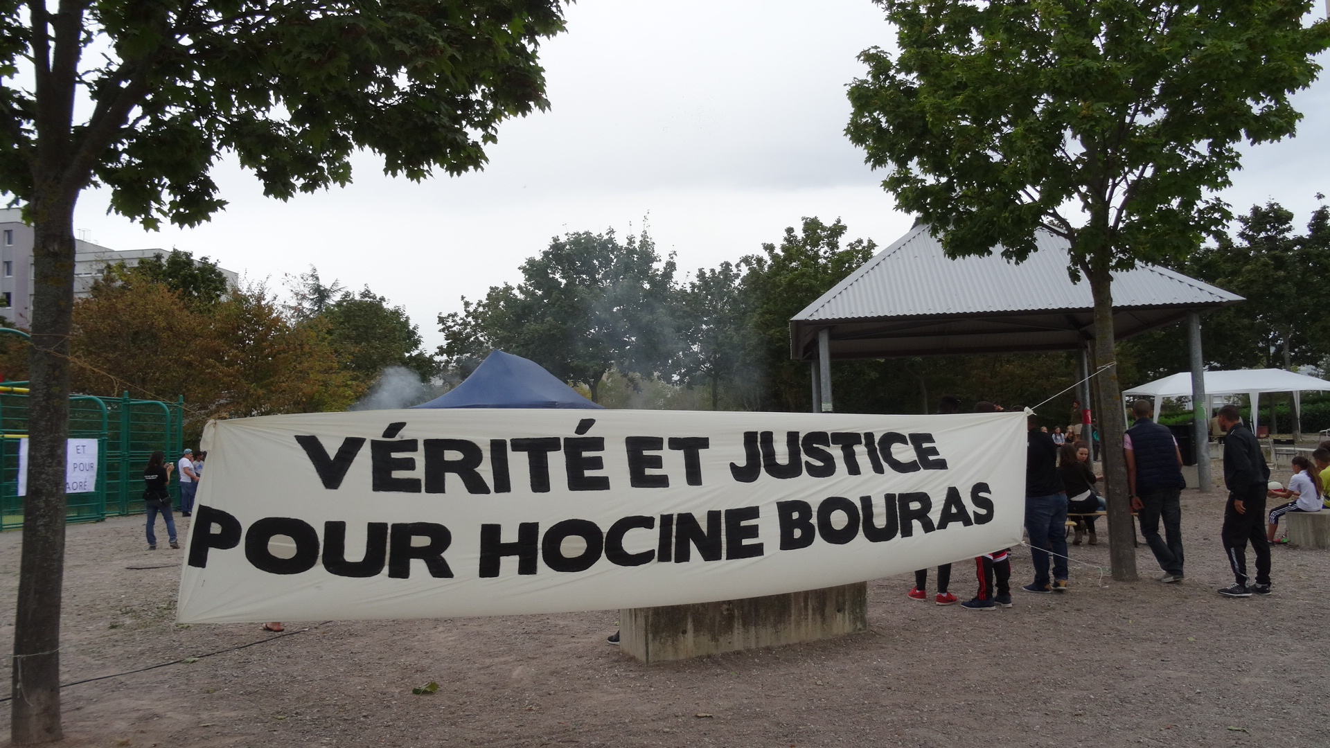 Vérité et justice pour Hocine Bouras