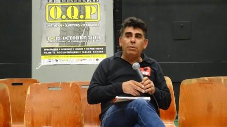 FUIQP: Saïd Bouamama à Strasbourg