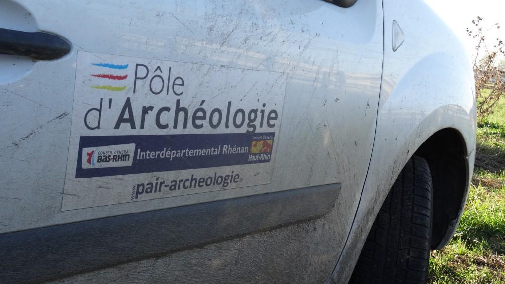 Les recherches archéologiques préventives au GCO avancent !