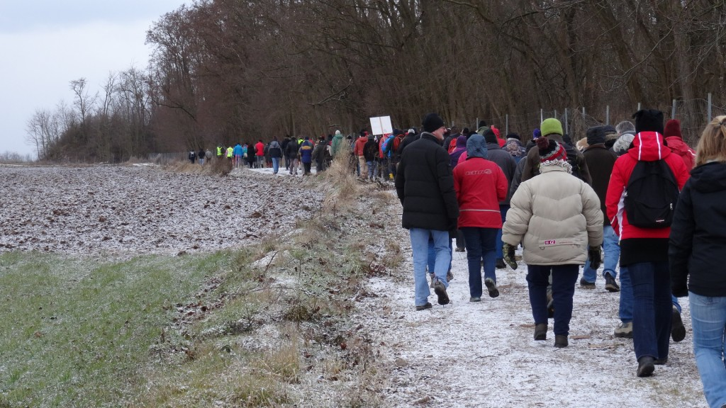 3ème « Marche des cabanes » de Ittenheim à Stutzheim-Offenheim