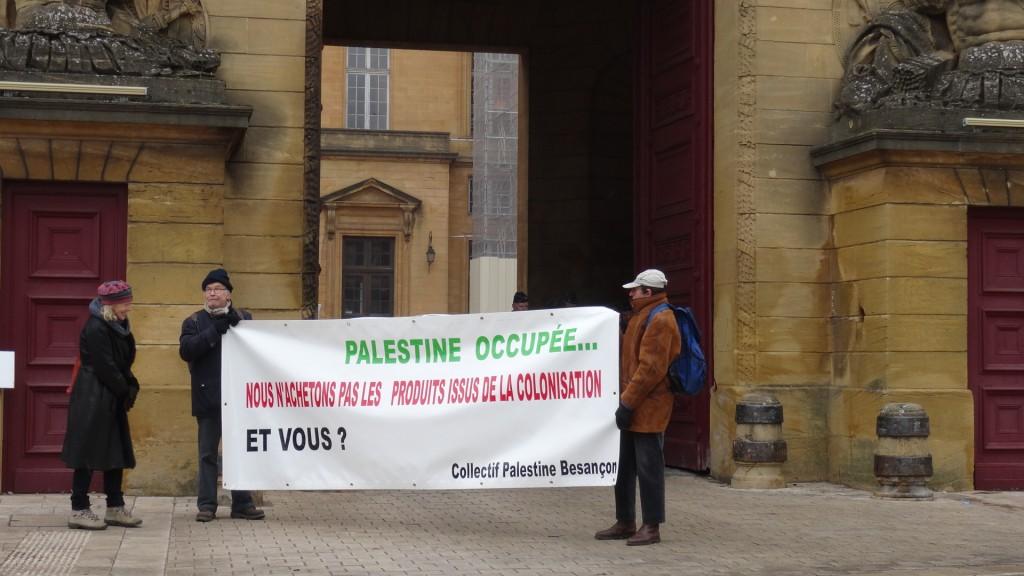 Curieuse histoire de la Palestine à la MAIF