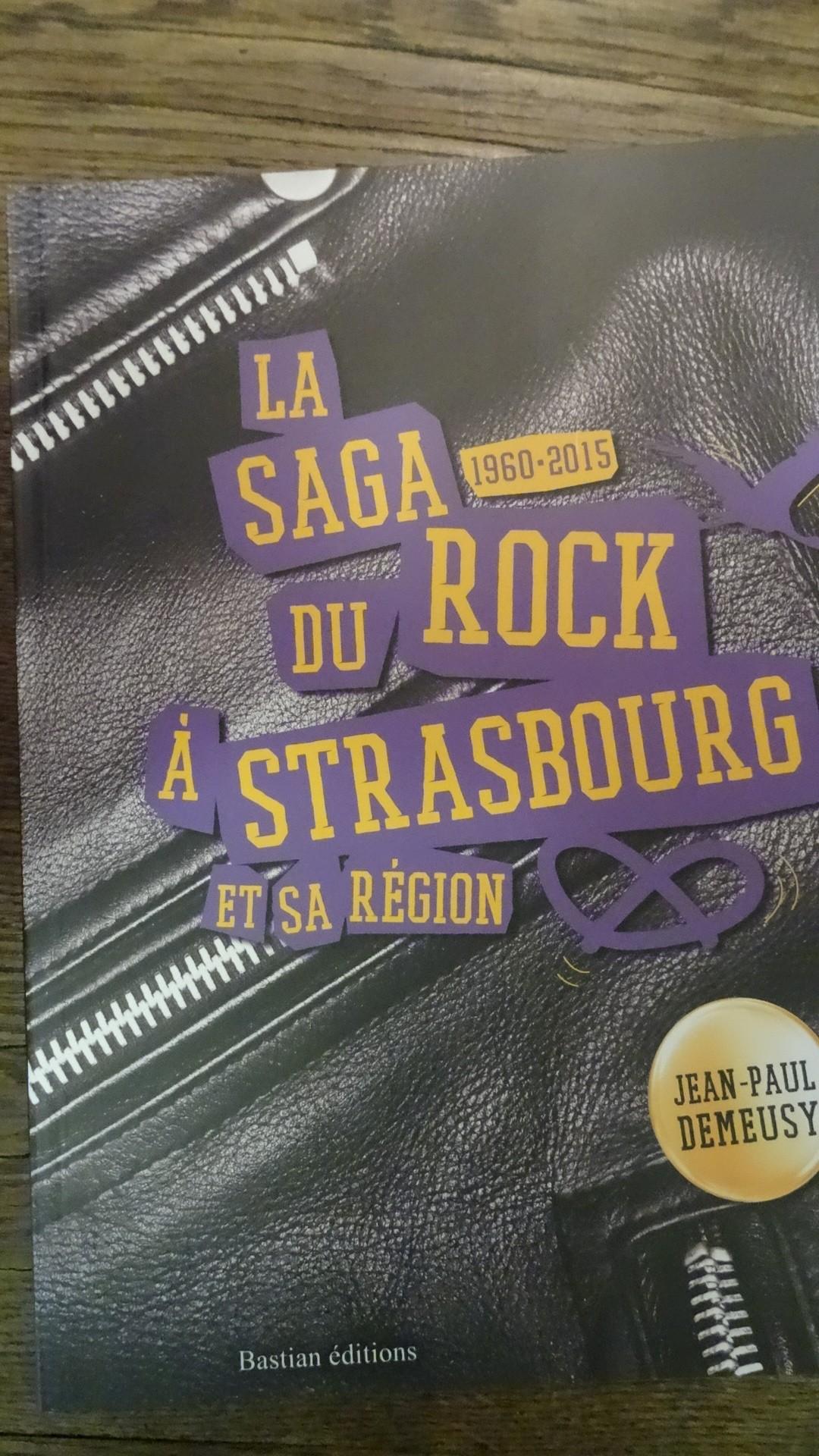 La saga du rock à Strasbourg et en Alsace