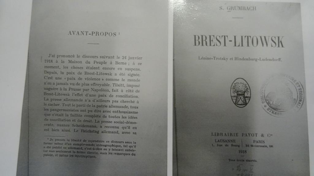 Brest-Litovsk René Schickele f2c