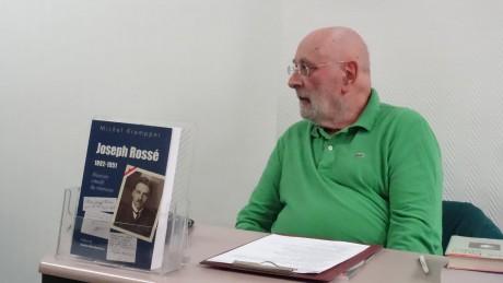 Un politicien alsacien controversé, Joseph Rossé, par Michel Krempper
