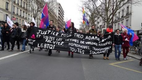 Marche pour la justice et la dignité: stop à l'impunité policière !