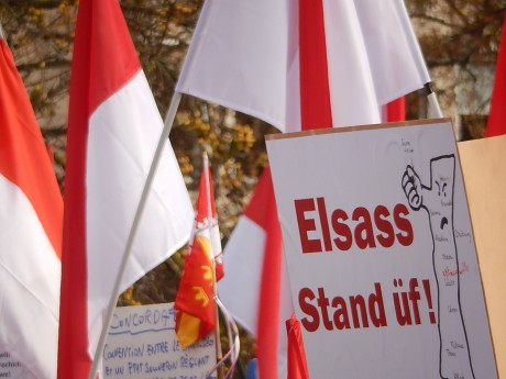 Alsace identitaire contre Paris et Champagne-Ardennes
