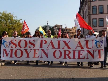 1er novembre: Manifestation mondiale contre Daesh- pour Kobané- pour l'Humanité