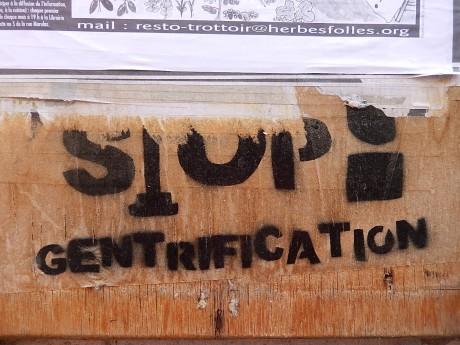 Besançon: la gentrification par le tram