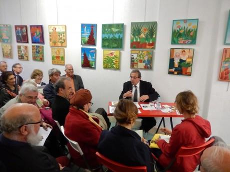 """""""Comment être alsacien aujourd'hui?"""", avec Roland Ries, au Centre culturel alsacien"""