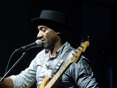 Marcus Miller à Wolfi Jazz 2013