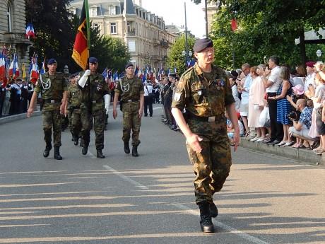 troupes,allemandes au 14 juillet feuille2chouphoto