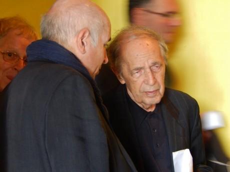 Pierre Boulez à Musica 2013