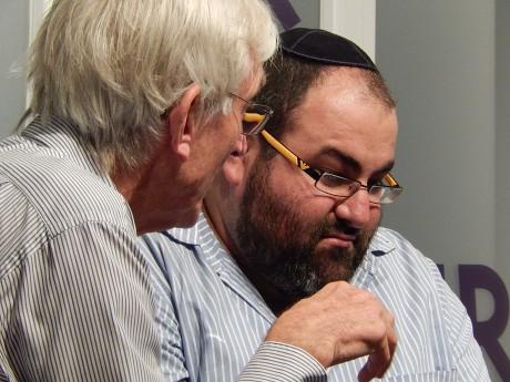 Yehuda Shaul. Le soldat-témoin