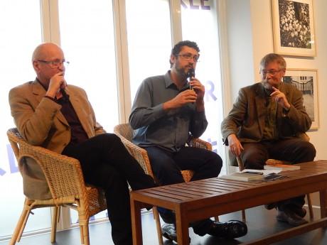 Jacques Fortier et Pierre Kretz: Enquêtes rhénanes