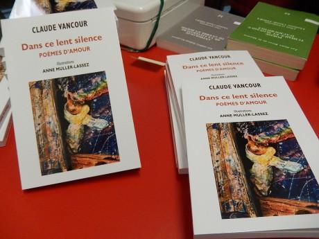 Poésies de Claude Vancour et peintures de Anne Muller-Lassez au Centre culturel alsacien